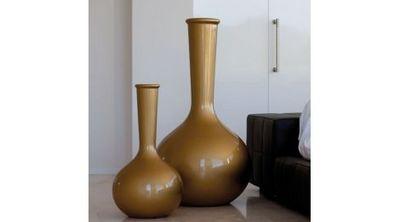 VONDOM - Vase à fleurs-VONDOM-Vase VONDOM Chemistubes Flask, laquée