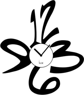 HORA - Horloge murale-HORA-Horloge murale Chiffres fant�mes