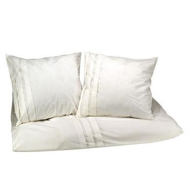Interior's - Parure de lit-Interior's-Housse de couette blanche 2 personnes