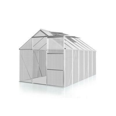 WHITE LABEL - Serre-WHITE LABEL-Serre polycarbonate 310 x 190 cm 6 m2