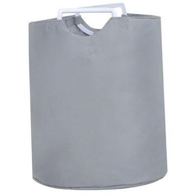 WHITE LABEL - Panier � linge-WHITE LABEL-Panier corbeille coffre � linge 30 L
