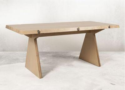 MALHERBE EDITION - Table de repas rectangulaire-MALHERBE EDITION--Napoléon