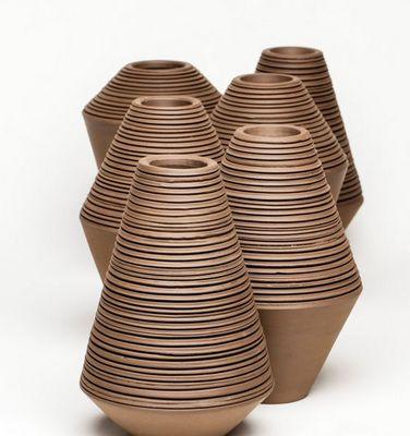 CLEMENT BRAZILLE - Vase à fleurs-CLEMENT BRAZILLE-Gammes