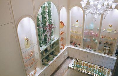 MALHERBE Paris - Agencement de magasin-MALHERBE Paris-Annick Goutal