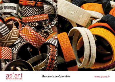 As'art L'afrique D'est En Ouest - Bracelet-As'art L'afrique D'est En Ouest