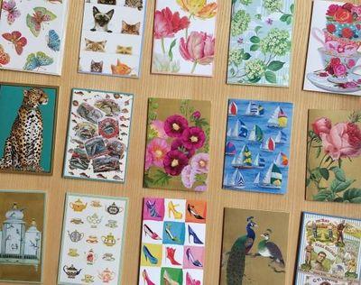 CASPARI - Carte postale-CASPARI