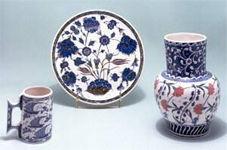 La Maison Ottomane - Vase à fleurs-La Maison Ottomane