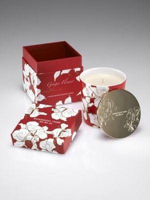 SHANGHAI TANG - Bougie parfumée-SHANGHAI TANG