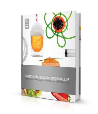 MOLECULE-R - Livre de recettes-MOLECULE-R