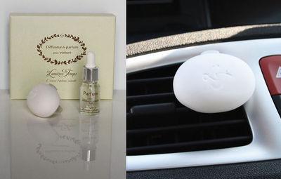LES LUMIÈRES DU TEMPS - Diffuseur de parfum-LES LUMIÈRES DU TEMPS-Diffuseur pour voiture