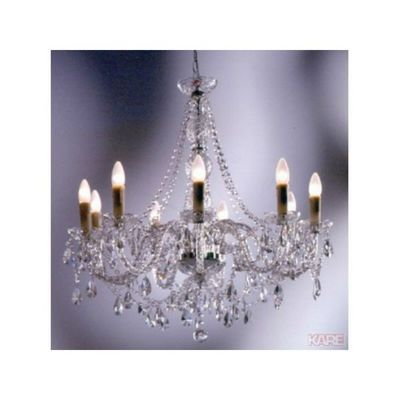Kare Design - Lustre-Kare Design-Lustre Gioiello Crystal 9 transparent