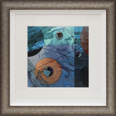 ART LIQUIDE - Tableau contemporain-ART LIQUIDE