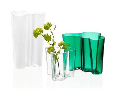 Iittala - Vase à fleurs-Iittala-Alvar Aalto