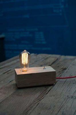 COMPAGNIE DES AMPOULES A FILAMENT - Lampe à poser-COMPAGNIE DES AMPOULES A FILAMENT-LBB