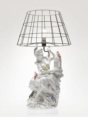 REBIRTH CERAMICS - Lampe à poser-REBIRTH CERAMICS