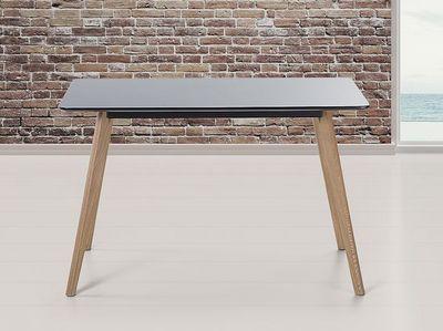 BELIANI - Table de repas rectangulaire-BELIANI-Tables