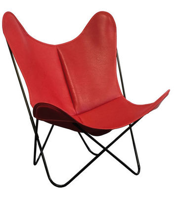 Airborne - Fauteuil-Airborne-Buffalo Rouge