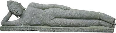 STATUES DU MONDE - Statuette-STATUES DU MONDE-Statue Bouddha allongé