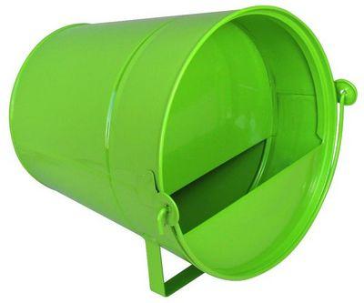 Guillouard - Mangeoire � oiseaux-Guillouard-Abreuvoir seau 4 litres Vert