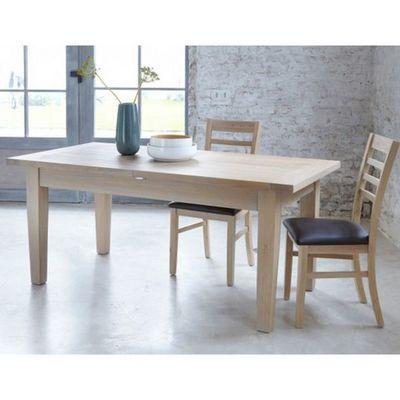 ARTI MEUBLES - Table de repas rectangulaire-ARTI MEUBLES-Table TORONTO