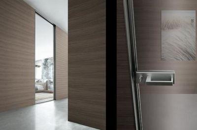 Passage Portes & Poignées - Porte de communication vitrée-Passage Portes & Poignées-Vela