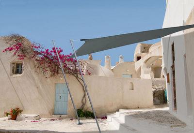 Ideanature - Voile d'ombrage-Ideanature-Voile d'ombrage carrée 2,90 mètres Gris foncé