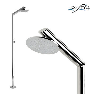 INOXSTYLE - Douche d'extérieur-INOXSTYLE-Tecno S Beauty