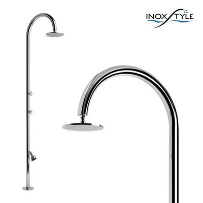 INOXSTYLE - Douche d'extérieur-INOXSTYLE-Sole 48 L Beauty