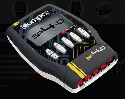 Compex France - Stimulateur-Compex France-SP 4.0
