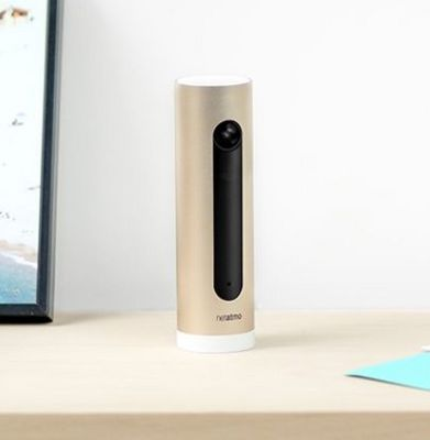 NETATMO - Camera de surveillance-NETATMO--Welcome