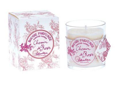 Lothantique - Bougie parfumée-Lothantique-Chemin de roses
