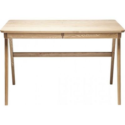 Kare Design - Bureau-Kare Design-Bureau en bois Bosco 120x70 cm