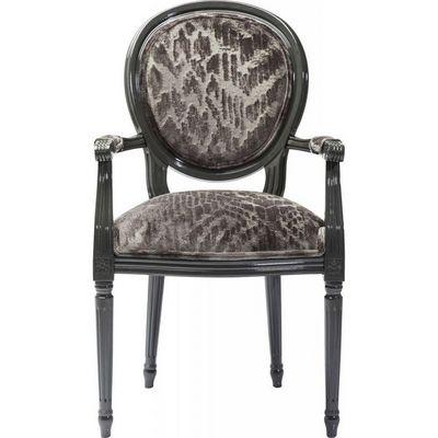 Kare Design - Chaise-Kare Design-Chaise avec accoudoirs Posh Muddy Cocoa