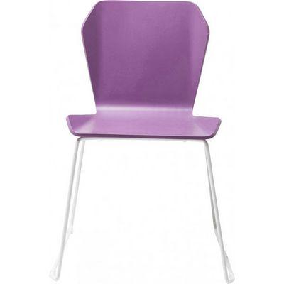 Kare Design - Chaise-Kare Design-Chaise Origami Violette