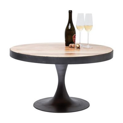 Kare Design - Table basse ronde-Kare Design-Table Basse Ronde Connection 80 cm