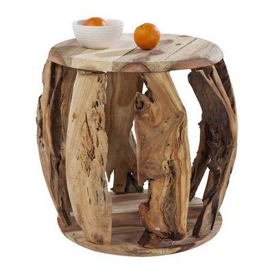 Kare Design - Bout de canapé-Kare Design-Table Wild Jungle