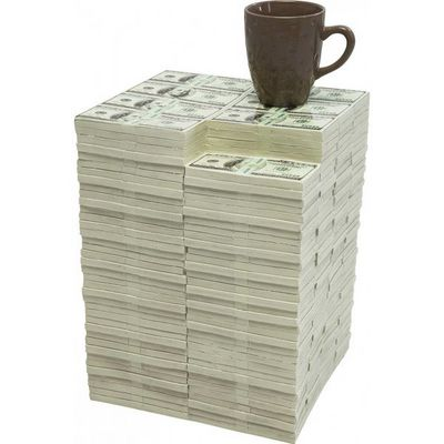 Kare Design - Tabouret-Kare Design-Tabouret Dollar