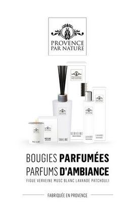 PROVENCE PAR NATURE - Parfum d'intérieur-PROVENCE PAR NATURE-bougie, parfum