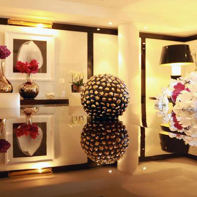 LONGWY PARIS - Boule décorative-LONGWY PARIS-Pepite (coll. Les Divines)