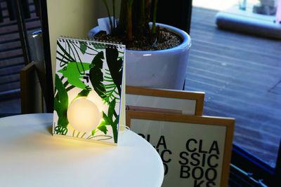 Pa Design - Lampe de bureau-Pa Design-Page Lamp