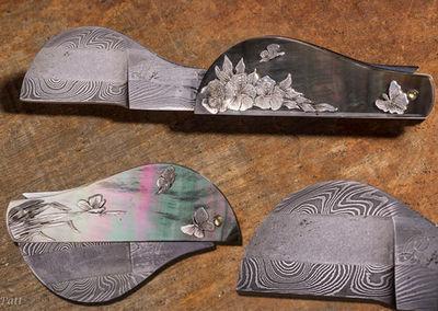 PATTRICE - Couteau à décorer-PATTRICE-Le Dune