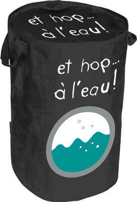 Incidence - Panier à linge-Incidence-Rond,Et hop...à l'eau