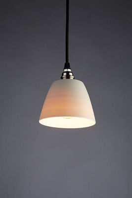 JO DAVIES - Suspension-JO DAVIES-Simple Pendant Lighting in White