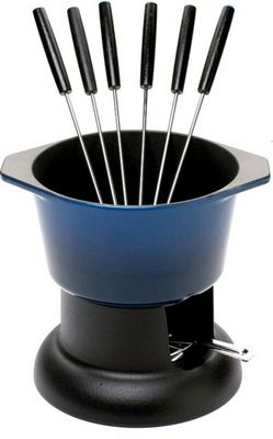 INVICTA - Set à fondue-INVICTA-Service à fondue Bourguignonne Classic 15.5cm
