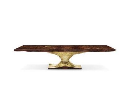 BOCA DO LOBO - Table de repas rectangulaire-BOCA DO LOBO-metamorphosis