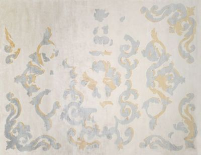 EDITION BOUGAINVILLE - Tapis contemporain-EDITION BOUGAINVILLE-TRIANON vintage ghost dune