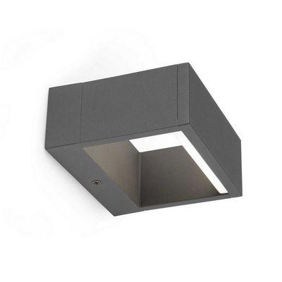 FARO - Applique d'extérieur-FARO-Applique terrasse LED Alp IP54 L15 cm