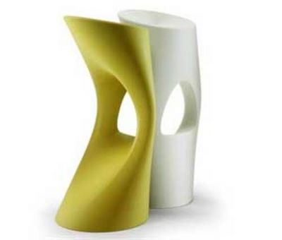 Chicmodern - Tabouret de bar-Chicmodern-Flod Stool