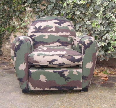 Englers - Fauteuil club-Englers-Fauteuil Club Camouflage