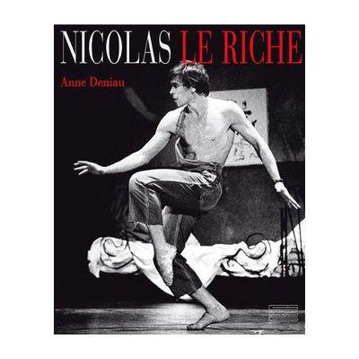 EDITIONS GOURCUFF GRADENIGO - Livre Beaux-arts-EDITIONS GOURCUFF GRADENIGO-Danse Nicolas Le Riche